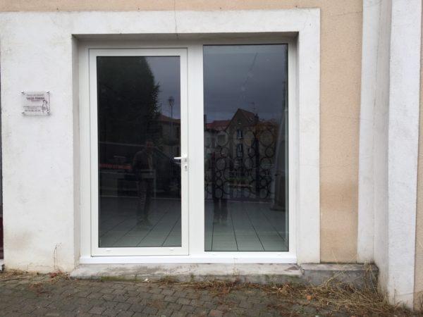 Porte fenêtre Combronde
